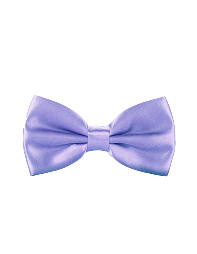Bow Tie in Lilac