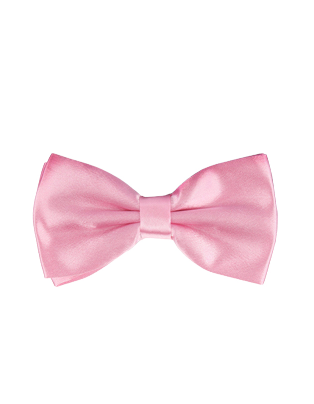 Bow Tie in Pastel Pink
