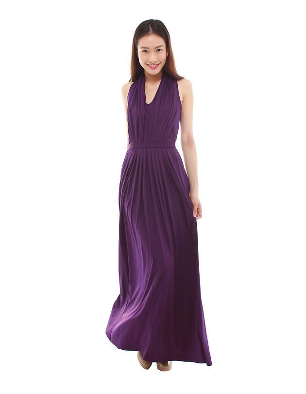 Purple Velvet Bridesmaid Dresses – Fashion dresses