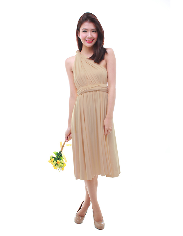 Cherie Convertible Classic Dress in